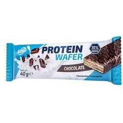 Baton wysokobiałkowy 6pak protein wafer 40g - czekolada Najlepszy produkt