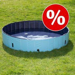 Dog Pool Keep Cool basen dla psa - Ø x wys.: 120 x 30 cm (z pokrywą)| -5% Rabat dla nowych klientów| Dostawa GRATIS + promocje