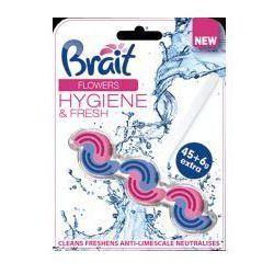 Kostka do wc Brait Flowers 45+6 g