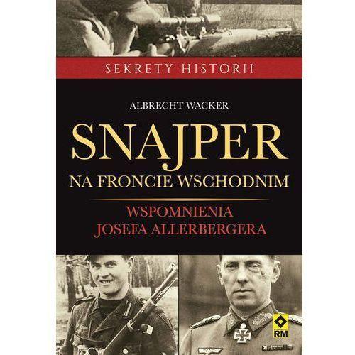 E-booki, Snajper na froncie wschodnim - Albrecht Wacker (MOBI)