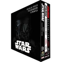 Pakiety filmowe, Star Wars Kolekcja trzech przewodników filmowych- bezpłatny odbiór zamówień w Krakowie (płatność gotówką lub kartą).