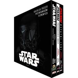 Star Wars Kolekcja trzech przewodników filmowych- bezpłatny odbiór zamówień w Krakowie (płatność gotówką lub kartą).