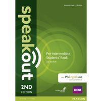 Książki do nauki języka, Speakout 2nd Edition Pre-intermediate Student's Book with DVD-ROM with MyEnglishLab - mamy na stanie, wyślemy natychmiast (opr. miękka)