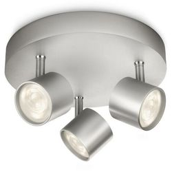 Philips Massive 56243/48/16 - LED lampa sufitowa MY LIVING 3xLED/4W/230V