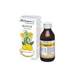 NEFROL - płyn w schorzeniach dróg moczowych - 100ml