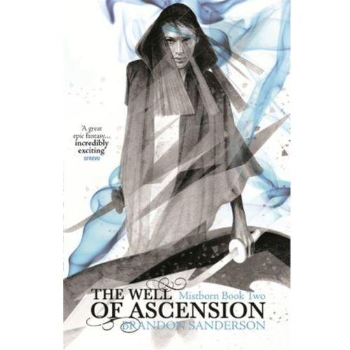 Książki do nauki języka, Well of Ascension Mistborn Book Two (opr. miękka)