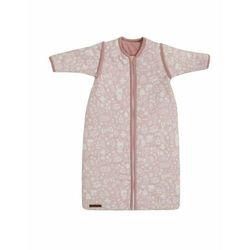 Little Dutch Śpiworek do spania z odpinanymi rękawkami 70 cm Adventure Pink 2183