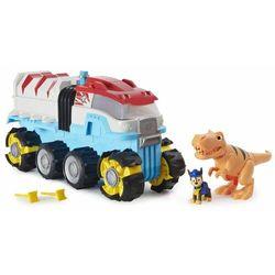 Spin Master zabawka Psi Patrol Dino duża terenowa ciężarówka