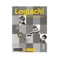 """Książki do nauki języka, Logisch 3 WB """"L"""" - Ute Koithan, Theo Scherling, Cordula Schurig (opr. broszurowa)"""