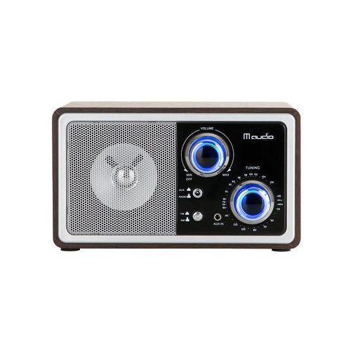 Radioodbiorniki, Radioodbiornik M-Audio CR-444