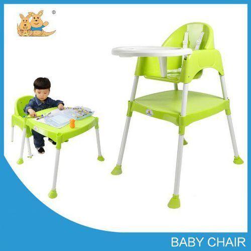 Krzesełka do karmienia, KRZESEŁKO DO KARMIENIA + STOLIK + FOTELIK 3w1