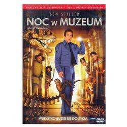 Noc w muzeum (DVD) - Shawn Levy DARMOWA DOSTAWA KIOSK RUCHU