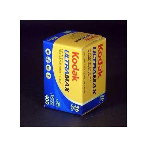 Klisze fotograficzne, Kodak Ultra Max 400/36 negatyw kolorowy typ 135