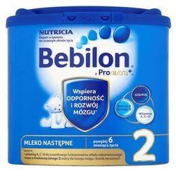 BEBILON 350g 2 z Pronutra Mleko następne powyżej 6 miesiąca