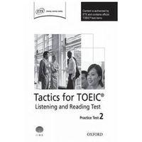 Pamiętniki, dzienniki, listy, Tactics for TOEIC