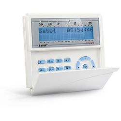 INT-KLCD-BL Manipulator do centrali alarmowej Satel