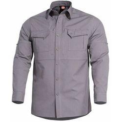 Koszula taktyczna Pentagon Plato LS, Wolf Grey (K02019-08WG)