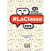 Książki do nauki języka, La Classe A2 Książka + DVD - Todd Sophie Bruzy, Vial Cedric (opr. kartonowa)