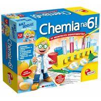 Pozostałe zabawki edukacyjne, LISCIANIGIOCHI Chemia na 6!Maly Geniusz