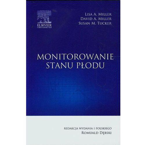 Książki medyczne, Monitorowanie stanu płodu (opr. miękka)