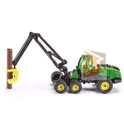 Traktor leśny john deere
