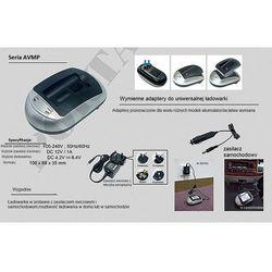 Olympus LI-50B / Sony NP-BK1 ładowarka AVMPXSE z wymiennym adapterem (gustaf)