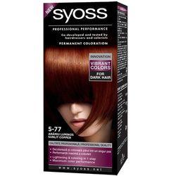 Schwarzkopf Syoss Farba do włosów Słoneczna Miedź nr 5-77 - Schwarzkopf