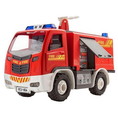Straż pożarna dla dzieci, REVELL Wóz strażacki Model do składania Junior Kit 00884 - BEZPŁATNY ODBIÓR: WROCŁAW!