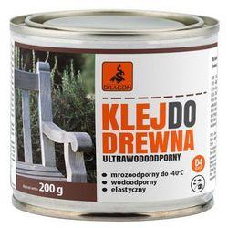 Klej do drewna D4 200 ml ultrawodoodporny DRAGON