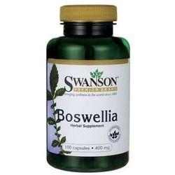 SWANSON Boswellia 400mg, 100kaps.
