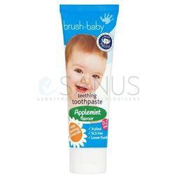 Brush-Baby - Pasta do zębów dla dzieci do 2 roku życia z rumiankiem 50ml