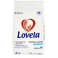 Proszki do prania, LOVELA 3,25kg Hipoalergiczny proszek do prania do bieli (26 prań)