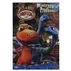 Dinopociąg - Mistrzowie prędkości (DVD) - Cass Film DARMOWA DOSTAWA KIOSK RUCHU