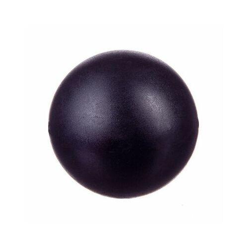 Piłki dla dzieci, Piłka kauczukowa, pełna M - black