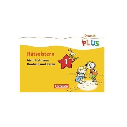 Pozostałe książki, Rätselstern, Mein Heft zum Knobeln und Raten Rendtorff-Roßnagel, Annemarie