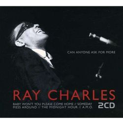 RAY CHARLES - Can Anyone Ask for More? (2CD)