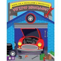 Książki dla dzieci, Bawię się przyklejam projektuję Warsztat samochodowy - Praca zbiorowa (opr. miękka)