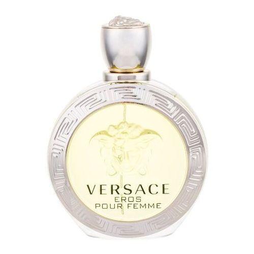 Wody toaletowe damskie, Versace Eros pour Femme, Woda toaletowa, 5ml