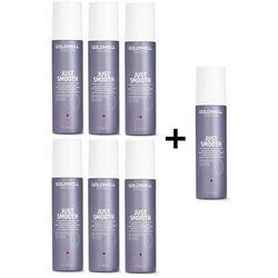Goldwell StyleSign Diamond Gloss   Zestaw: nabłyszczający spray ochronny do włosów 7x150ml