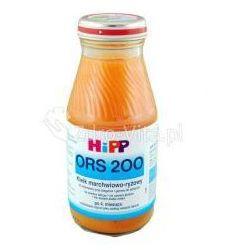 HIPP Kleik marchew/ryż ORS 200 od 4 mies.