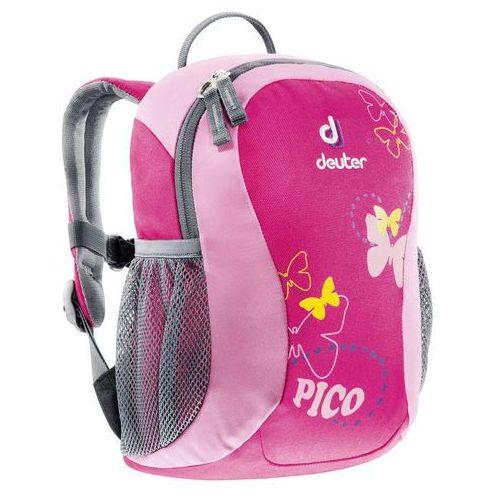 Tornistry i plecaki szkolne, Deuter plecak Pico różowy