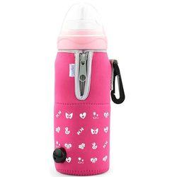 Nuvita samochodowy podgrzewacz do butelek Tavelmilk Flexi, różowy