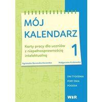 Kalendarze, Mój kalendarz cz.1 - Agnieszka Borowska-Kociemba, Małgorzata Krukowska - książka