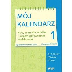 Mój kalendarz cz.1 - Agnieszka Borowska-Kociemba, Małgorzata Krukowska - książka