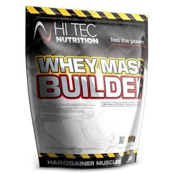 Hi-Tec Whey Mass Builder 3000g Truskawka