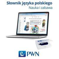 Słowniki, encyklopedie, Pendrive - Słownik języka polskiego PWN. Nauka i zabawa. - Opracowanie zbiorowe