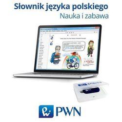 Pendrive - Słownik języka polskiego PWN. Nauka i zabawa. - Opracowanie zbiorowe