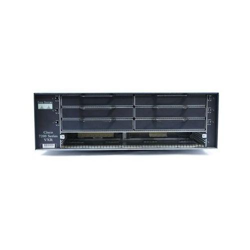 Routery i modemy ADSL, CISCO7206VXR Cisco 7206VXR, 6-slot chassis, 1 AC