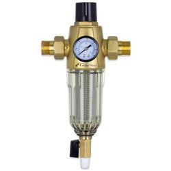 Profesjonalny filtr z regulatorem przepływu wody