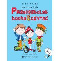 Książki dla dzieci, Przedszkolak kocha czytać (opr. broszurowa)